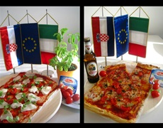 EU Pizza Margarita