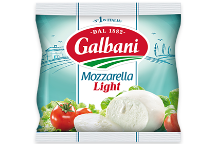 Galbani - Galbani Mozzarella light 125g